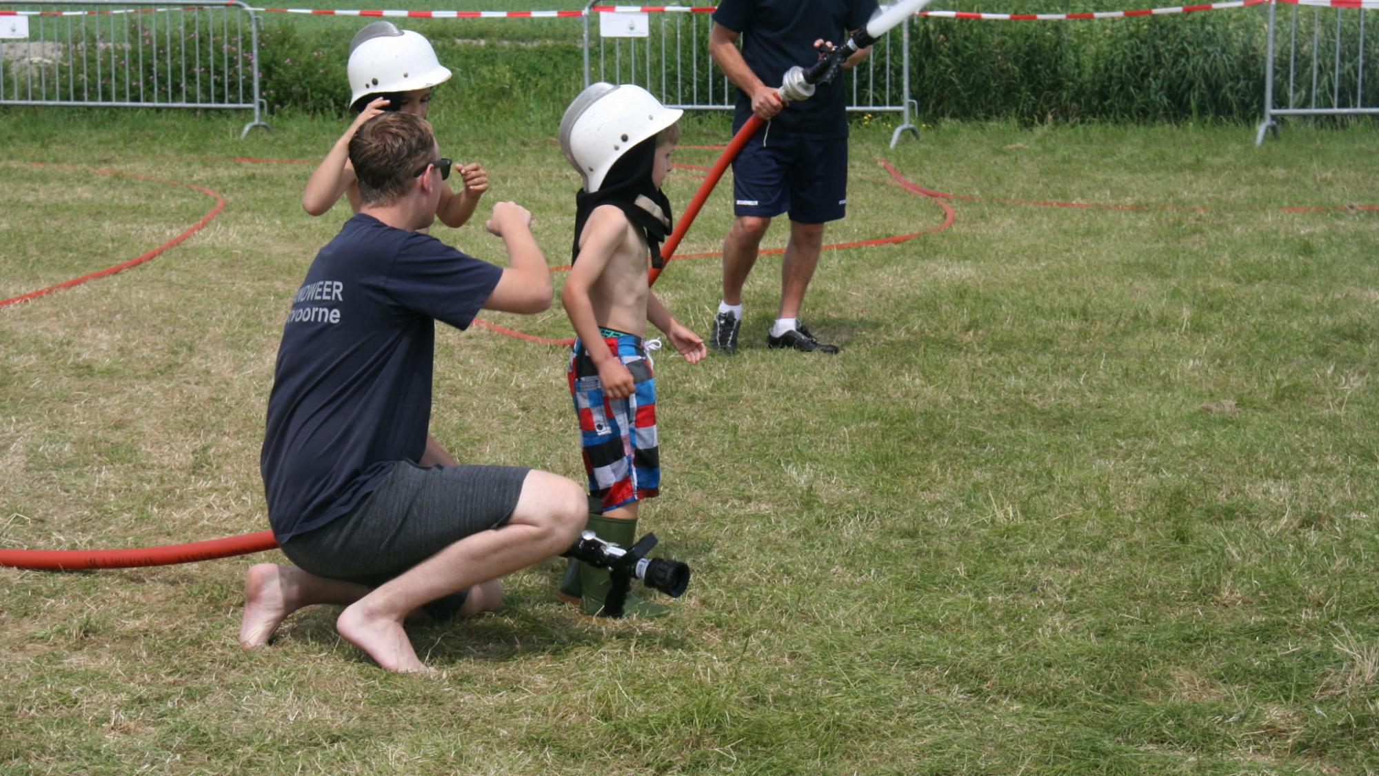 kindermiddag brandweer